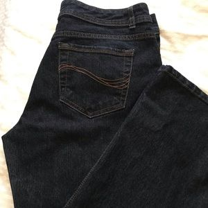 Women's Charter Club Straight Leg Ankle Jeans